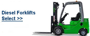 Select CESAB Diesel Forklifts