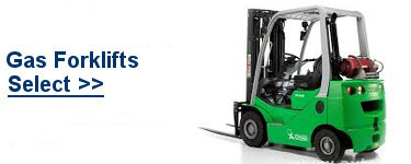 Select CESAB Gas Forklifts
